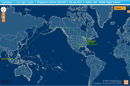 The longest scheduled commercial flight | Guyana Graphic